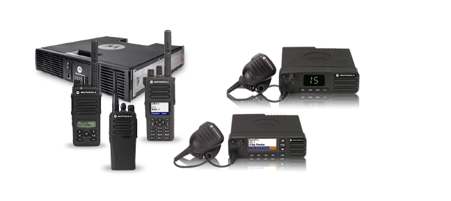 MOTOTRBO Radios for the Construction Industry